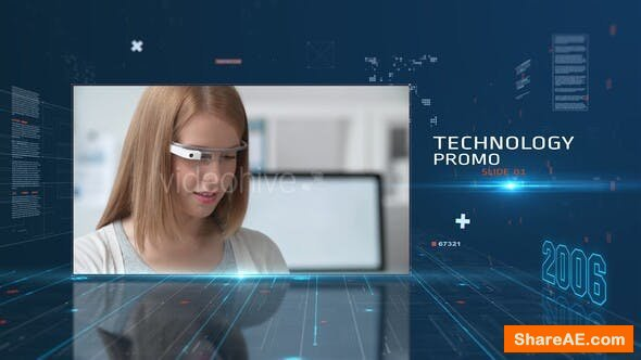 Videohive Technology Corporate Promo