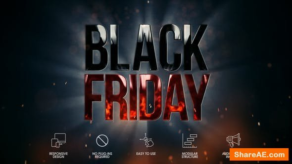Videohive Black Friday Sale 22633599
