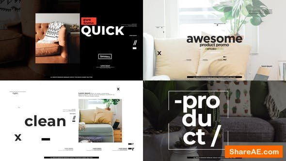 Videohive Stylish Product Promo