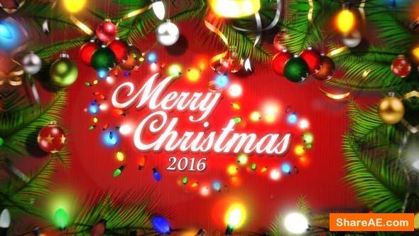 Videohive Christmas 13755002