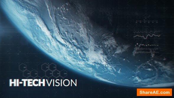 Videohive Futuristic Space Trailer