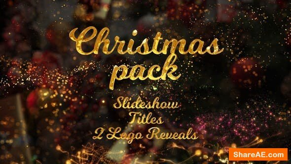 Videohive New Year and Christmas Pack