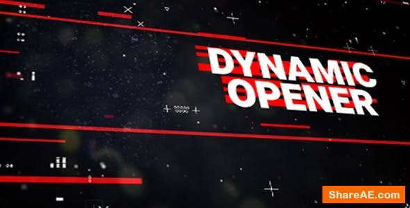 Videohive Dynamic Opener 20153359