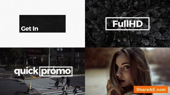 Videohive Pure Dynamic Promo