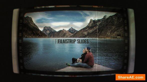 Videohive Filmstrip Slides