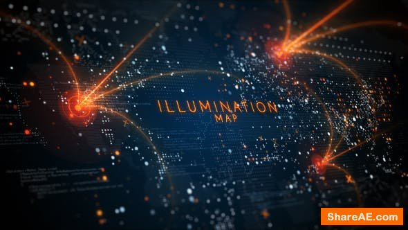 Videohive Illumination Map