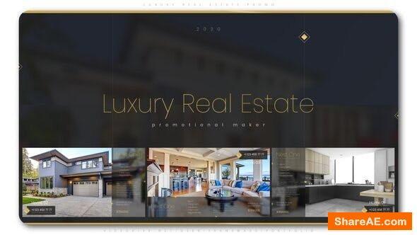 Videohive Luxury Real Estate Promo