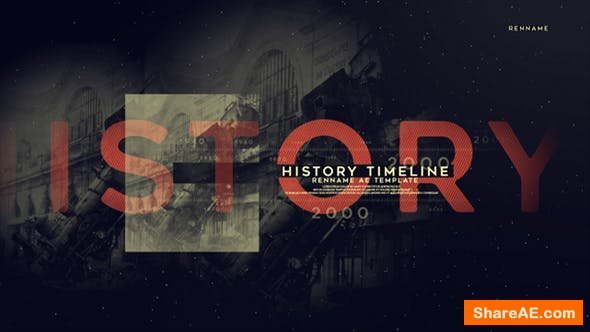 Videohive History Timeline 21256473