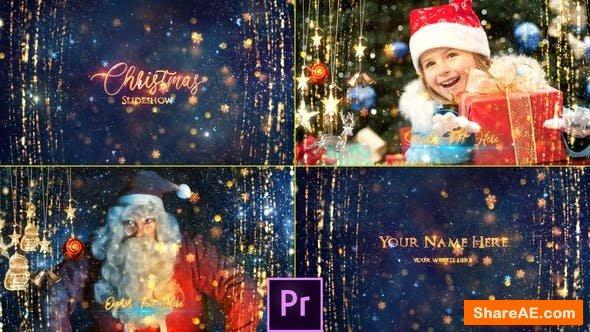 Videohive Christmas Slideshow - Premiere Pro 25275907