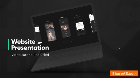 Videohive Agilo | Clean Website Presentation Template