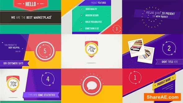 Videohive Promo In 5 Steps