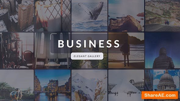 Videohive Business | Elegant Gallery