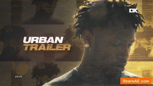 Videohive Urban Trailer