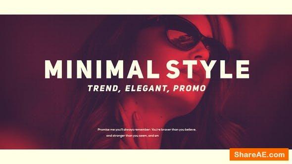 Videohive Trend Promo - Premiere Pro