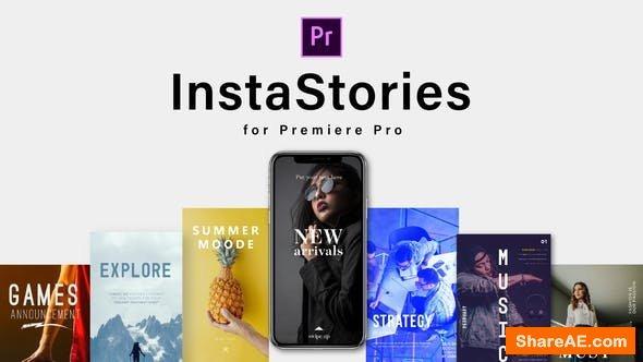Videohive InstaStories | Premiere Pro