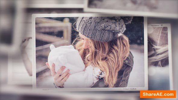 Videohive The Moments. Photo Slideshow