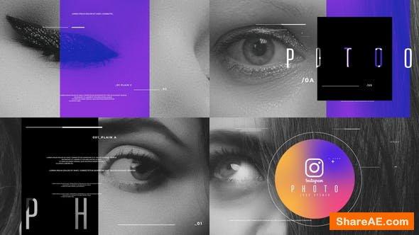 Videohive Instagram Photo Logo