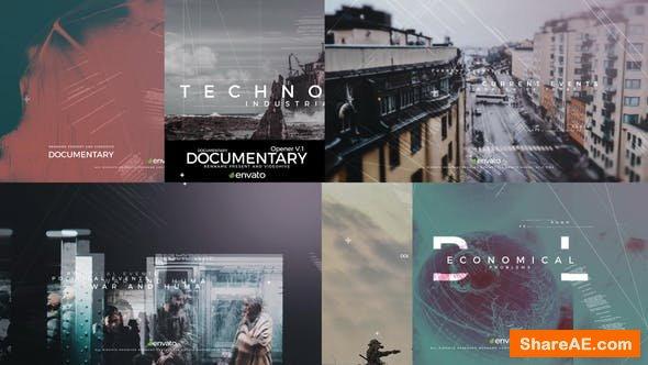 Videohive Documentary Opener