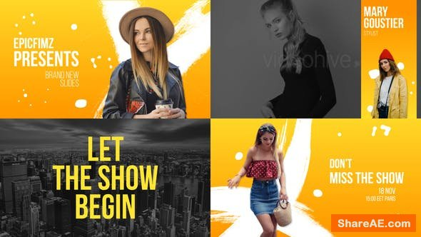Videohive Fashion Event Broadcast
