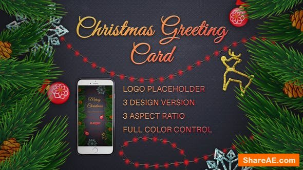 Videohive Christmas Instagram Stories And Posts