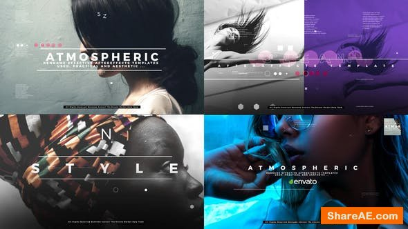 Videohive Atmospheric Opener