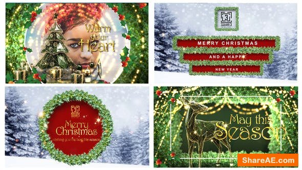 Videohive Christmas Pack