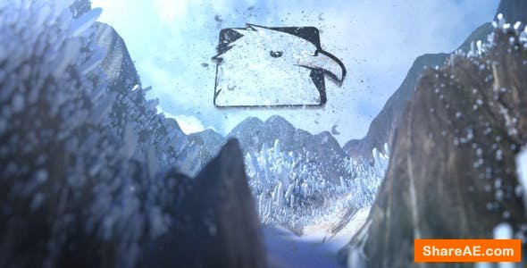 Videohive 3D Render Mountain ID