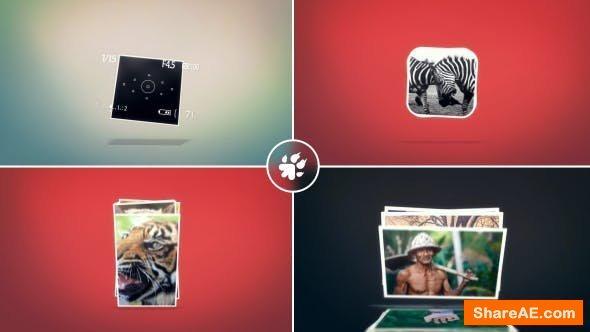 Videohive Photographer Identity Logo