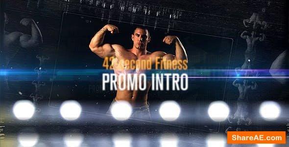 Videohive Fitness Promo