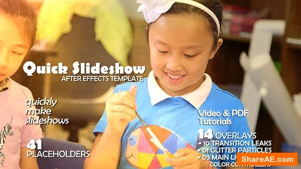 Videohive Quick Slideshow