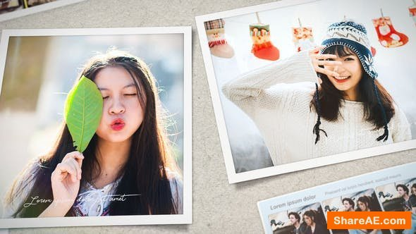 Videohive Photo Slideshow 4