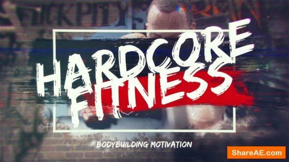 Videohive Hardcore Fitness
