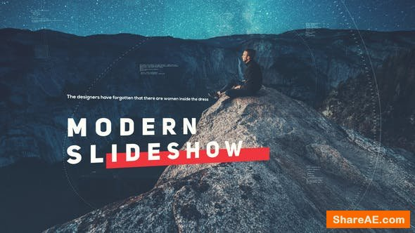 Videohive Modern Slideshow 22969963