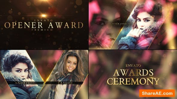 Videohive Awards Show Packaging
