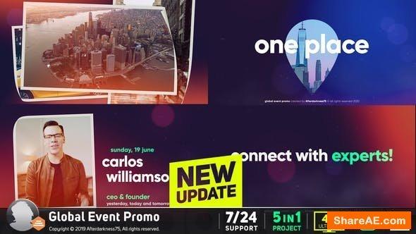 Videohive Event Promo 25261419