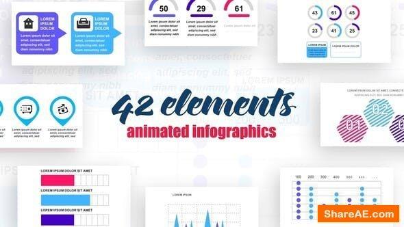 Videohive Infographics Vol.6