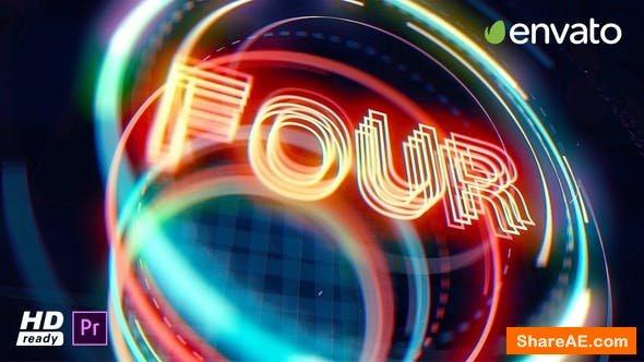 Videohive Countdown Opener for - Premiere Pro