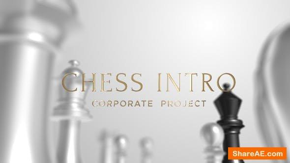 Videohive Chess Intro Corporate