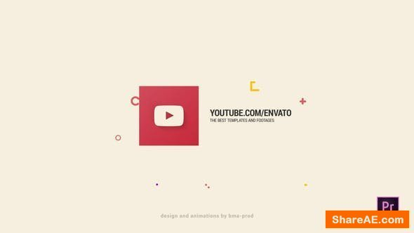 Videohive Classic Overlay Logo Outro - Premiere Pro