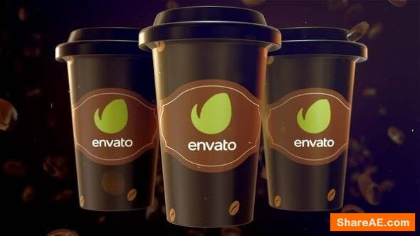 Videohive Coffee Opener 25269961