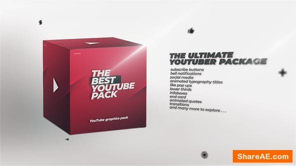Videohive YouTube Channel Essentials