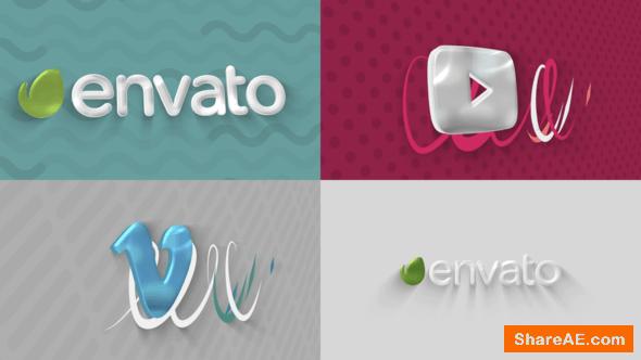 Videohive Stylish Logo Sting