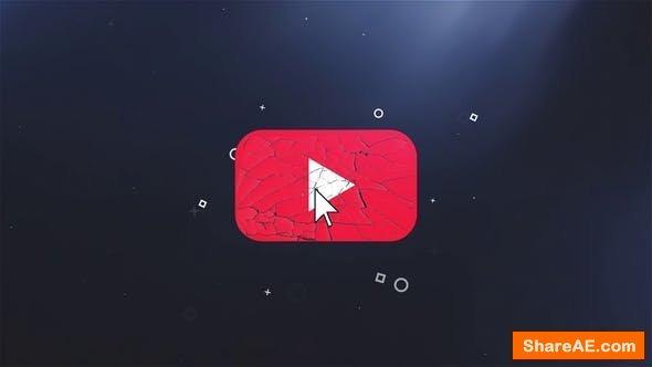 Videohive YouTube Short Logo Reveal