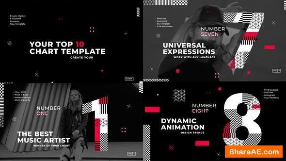 Videohive Chart Scenes