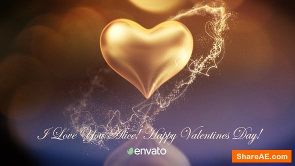 Videohive Valentine's Day Greetings