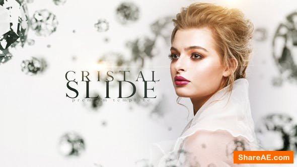 Videohive Crystal Slide