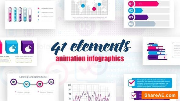 Videohive Infographics Vol.8