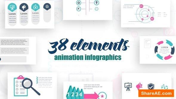 Videohive Infographics Vol.9