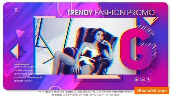 Videohive Trendy Fashion Slides