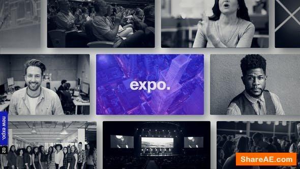 Videohive Expo | Event Promo Slideshow